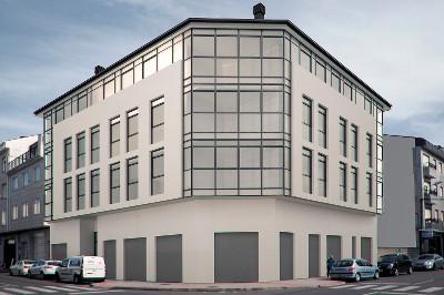 Inmobiliaria Cándido - Obra nueva